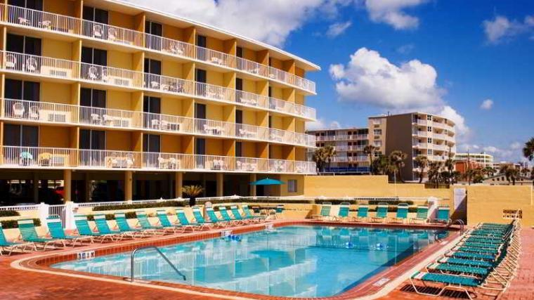 Comfort Inn Suites Oceanfront Photos Exterior Hotel